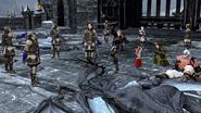 FFXIV Defense of Ishgard Victory