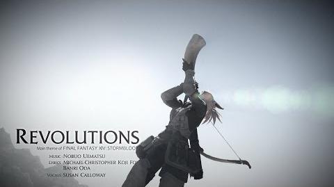 FINAL FANTASY XIV - Revolutions