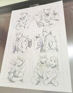 Square-Enix-Cafe-Coaster-Designs-Brotherhood-FFXV