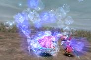 Axolotl uses Aqua Breath from FFIX Remastered