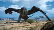 Bennu in Leide from FFXV.png