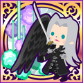 FFAB Heartless Angel - Sephiroth Legend UR