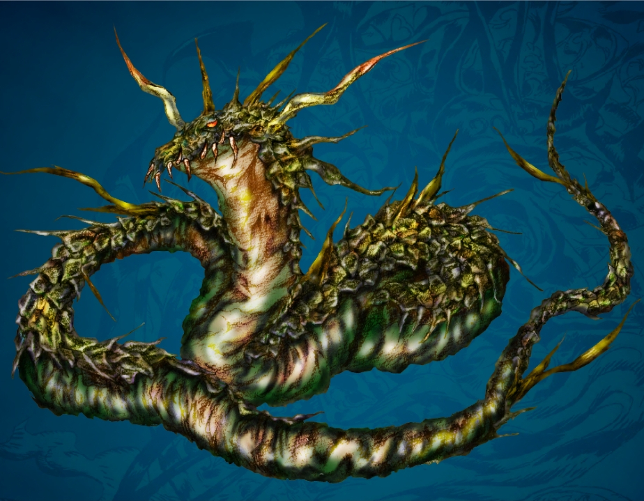 Midgardsormr (Dimensions II)