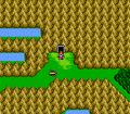 FFIII NES Unne's Shrine
