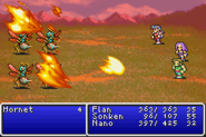 FFII Fire1 All GBA