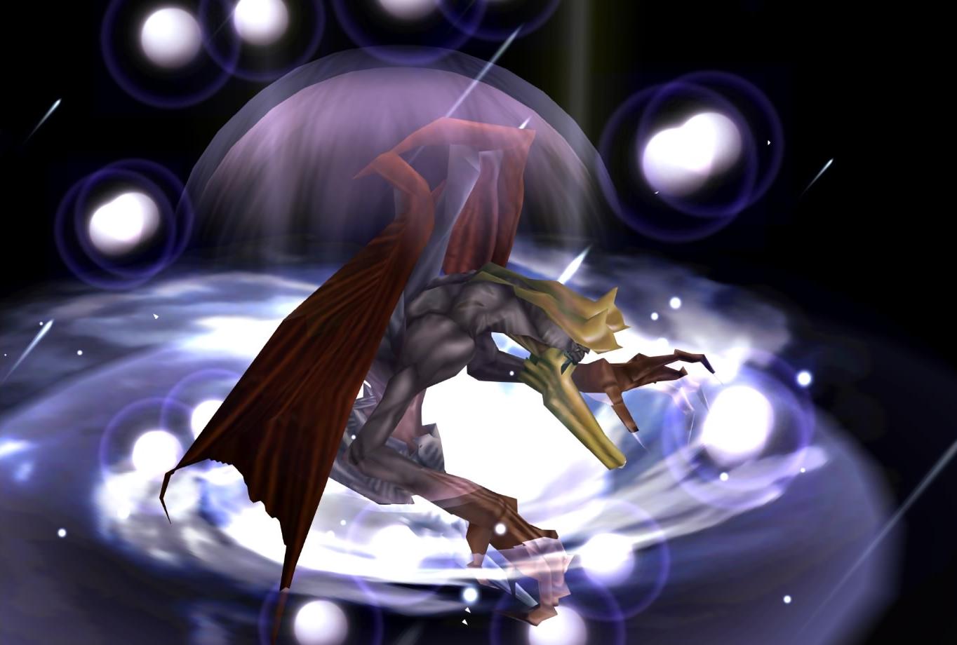 Holy (Final Fantasy VIII)