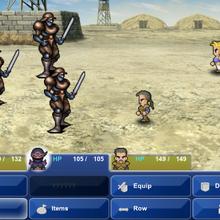 FFVI PC Soldier x3 Battle.png