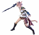 FFXIV Lightning Blazefire Saber