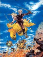 Final Fantasy XI Image (EGM Cover)