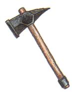 Hammer FFIII Art