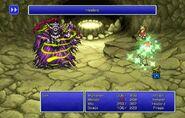WHM using Healara from FF Pixel Remaster