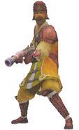 Yevon Defender ffx-2