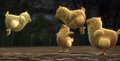 Chocobo Chicks