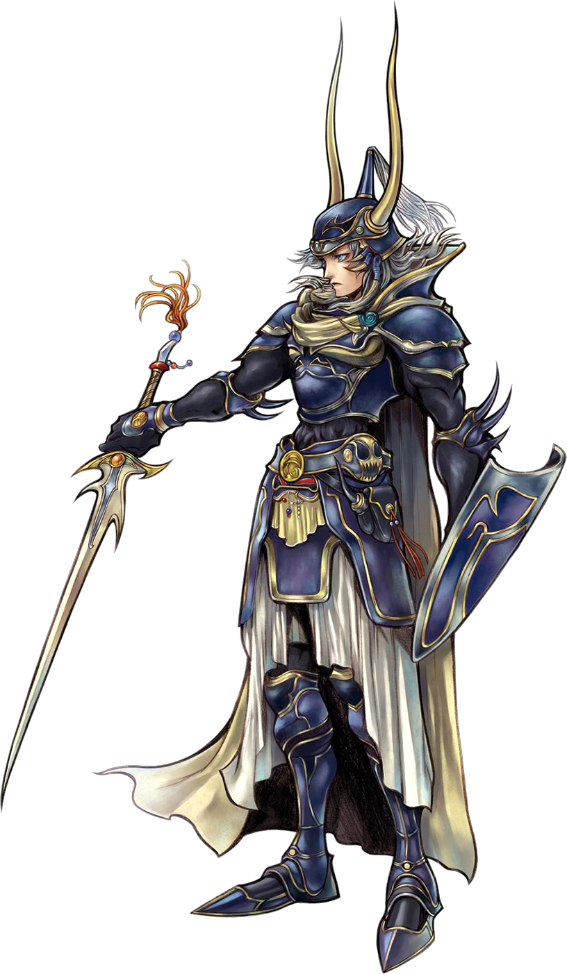 Warrior of Light (Dissidia)