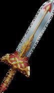 Excalibur from FFIX weapon render