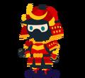FFAB Samurai Male