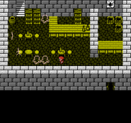 FFIII NES Ghosts