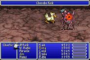 FFIV Chocobo Kick