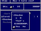 Infinite Gil glitch