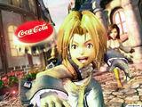 Final Fantasy and Coca-Cola marketing campaigns