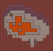 FFMQ Lava Dome Area 6 - Inside