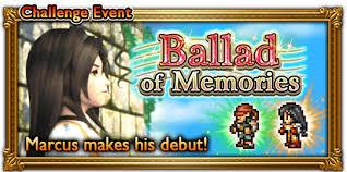 Ballad of Memories