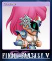 FFV Steam Card Gladiator