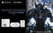 FFXIV HW PS4 PSV PSTV