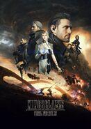 Kingsglaive Final Fantasy XV Poster 2016
