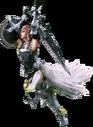 Lightning XIII-2 Action Render