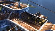 SS Liki Deck