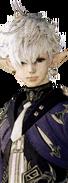 Alphinaud Full Trust Portrait 2 from Final Fantasy XIV