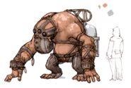 Bugbear FFXI Art