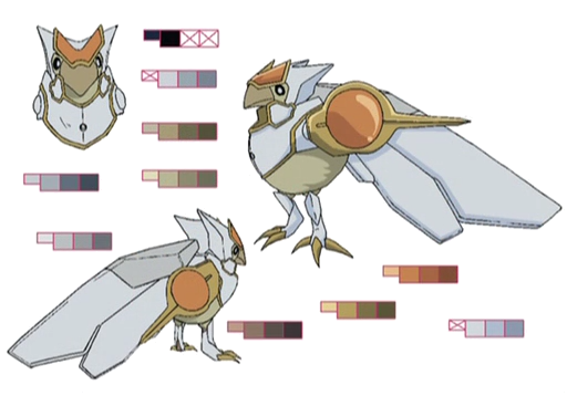 Ciel Chocobo palette concept for Final Fantasy Unlimited.png