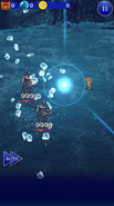 FFRK Raging Blizzard