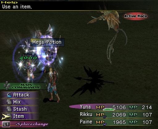 Mega-Potion