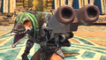 FFXIV BaGamnan Pistol