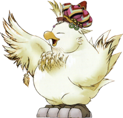 Fat Chocobo FFIX Artwork.png