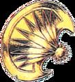 Golden Shield FFII Art