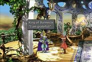 King of Burmecia with Freya