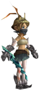 MLaaDL Fiona (Masked) Render