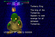 Tonberry King scanned from FFVIII Remastered