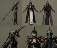 Aranea-Highwind-FFXV-character-model