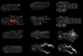 Barrets gunarms artwork for FFVII Remake
