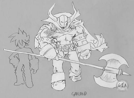 Гарланд (Final Fantasy IX)