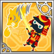 FFAB Tiger - Samurai (M) R