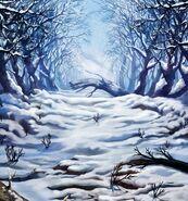 FFBE Lanzelt Snowfields BG 2