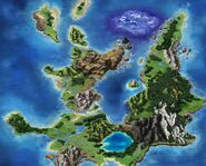 FFBE Olderion Map