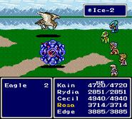FFIV SNES Ice-2