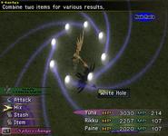 FFX-2 White Hole